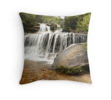 Cascades #2 Throw Pillow