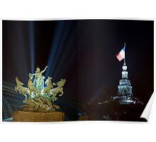 Le Grand Palais Poster