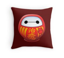 DARUMAX Throw Pillow