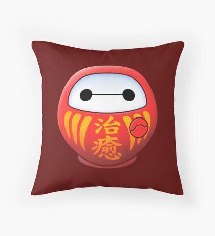 DARUMAX Throw Pillow