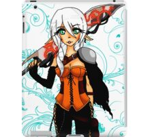 Elf Warrior iPad Case/Skin