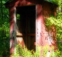 The Outhouse by Rebecca Bryson