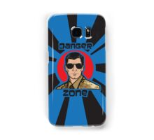 You Better Call Kenny Loggins - Military Uniform Version Samsung Galaxy Case/Skin