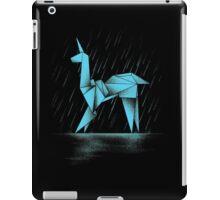 HUMAN OR REPLICANT iPad Case/Skin