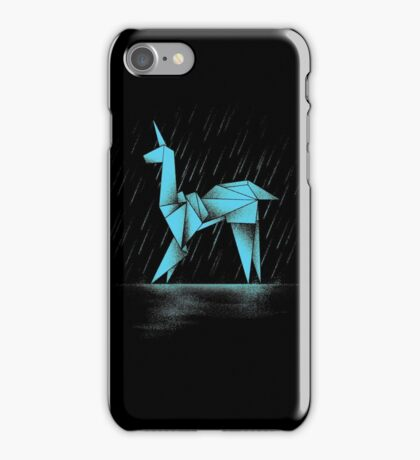 HUMAN OR REPLICANT iPhone Case/Skin
