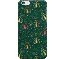 Fantasy flowers  iPhone Case/Skin