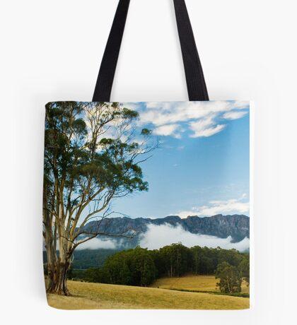Mt Roland,Tasmania Tote Bag