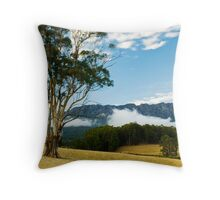 Mt Roland,Tasmania Throw Pillow
