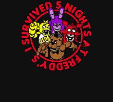 I survived 5 nights Unisex T-Shirt