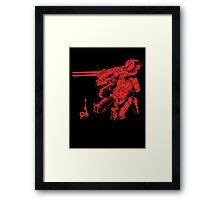 MG-REX Framed Print