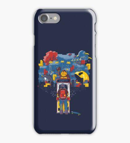 Arcader iPhone Case/Skin