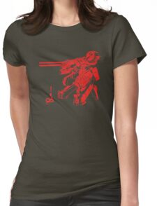 MG-REX Womens Fitted T-Shirt