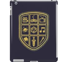 NERD SHIELD iPad Case/Skin