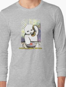 Please Stop Clubbing, Baby Seals Long Sleeve T-Shirt
