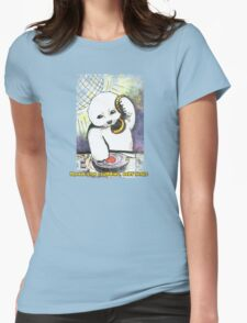 Please Stop Clubbing, Baby Seals Womens Fitted T-Shirt