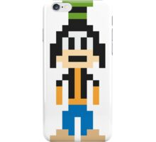 Goofy 8-Bit iPhone Case/Skin