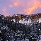 Jemez Red Cliffs by envirocation