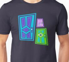 PICK A DOOR! Unisex T-Shirt
