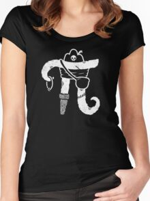 PI-RATE! Women's Fitted Scoop T-Shirt