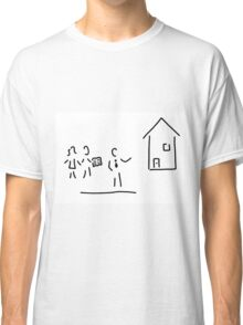 real estate broker house purchase Classic T-Shirt