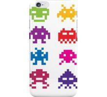Space Invaders 8-Bit iPhone Case/Skin