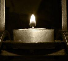 Open Flame by EbelArt