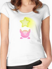 SUPER STAR! Women's Fitted Scoop T-Shirt