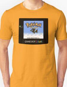 Retro Gold T-Shirt