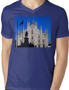 Milan Mens V-Neck T-Shirt