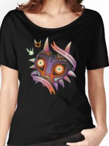 TERRIBLE MASK Women's Relaxed Fit T-Shirt