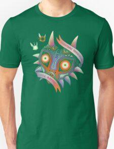 TERRIBLE MASK Unisex T-Shirt