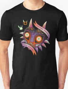 TERRIBLE MASK Unisex T-Shirt
