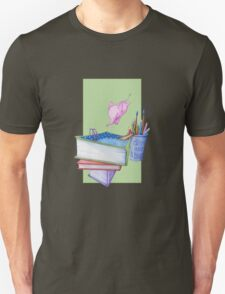 Diving Elephant T-shirt Unisex T-Shirt