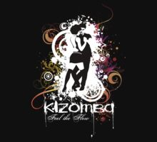 Kizomba. Feel the Flow T-Shirt