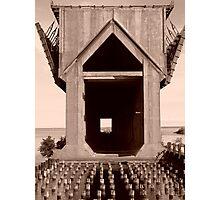 Ore Dock Photographic Print