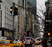 59th and 5th  by Jeanluc