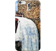 Grist Mill in Winter iPhone Case/Skin