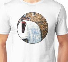 Grist Mill in Winter Unisex T-Shirt