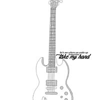 Take My Hand - Guitar by HalfUnread