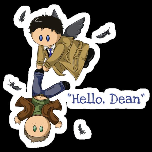 """Hello, Dean"" by TheTrickyOwl"