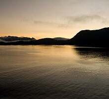 Fjord Sunset, Norway by Matthew Walters