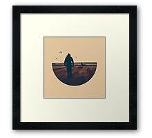 Skyless Composition | Four Framed Print