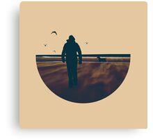 Skyless Composition | Four Canvas Print