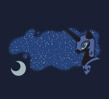 Nightmare Moon by vaguelygenius