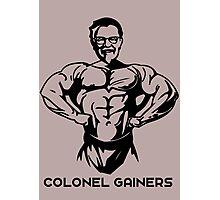 colonel sanders Photographic Print