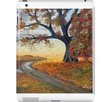 October Breezes iPad Case/Skin