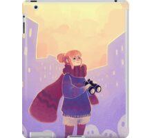 The Ghost Watcher iPad Case/Skin