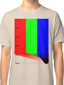 Color Bar Classic T-Shirt