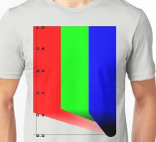 Color Bar Unisex T-Shirt