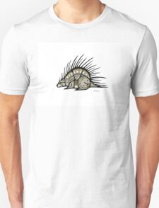 traditional porcupine Unisex T-Shirt
